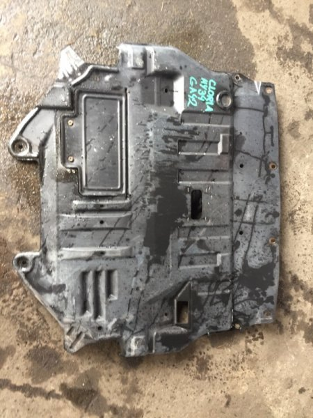 Защита двигателя Nissan Gloria HY34