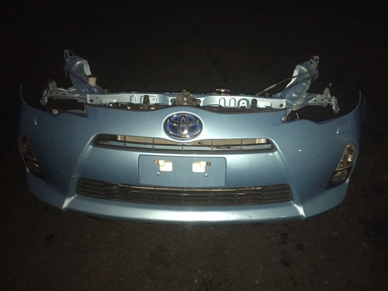 Nose cut Toyota Aqua NHP10 1NZ-FXE передний 52241