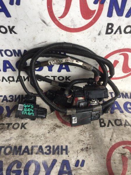 Датчик парктроника Toyota Crown GWS204 задний 89341-33110