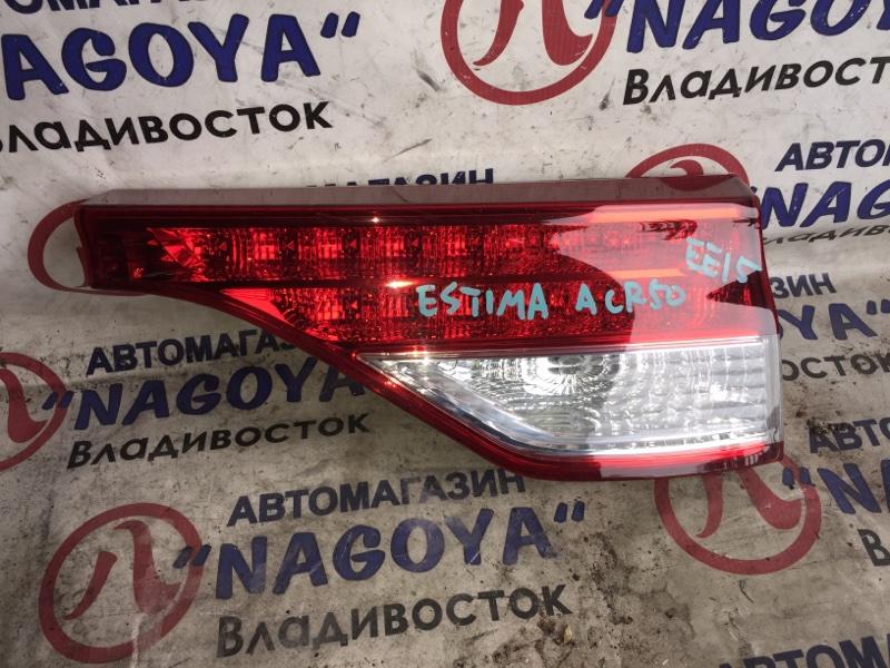 Стоп-вставка Toyota Estima ACR50 задняя правая 28209
