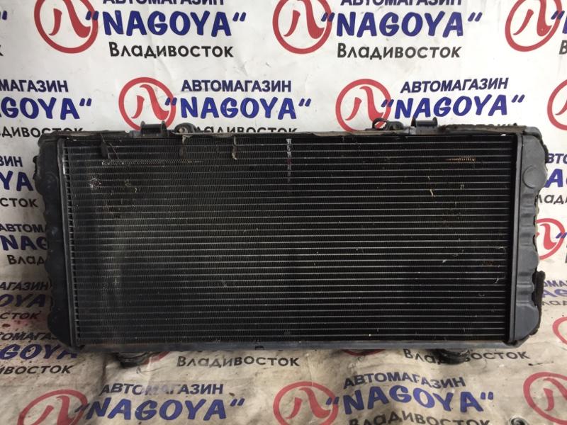 Радиатор основной Toyota Mr-2 SW20 3S-GTE M/T