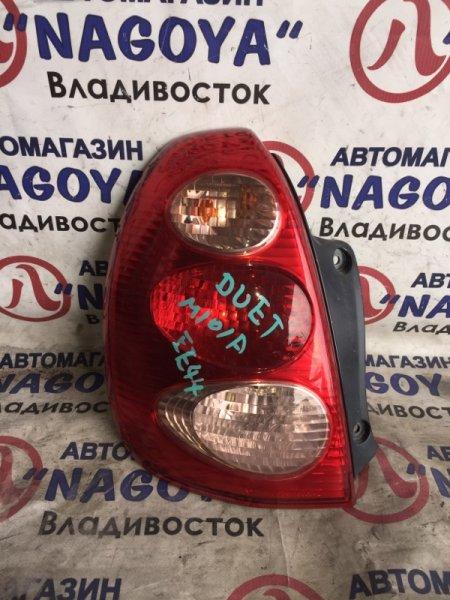 Стоп-сигнал Toyota Duet M101A задний левый 220-51716