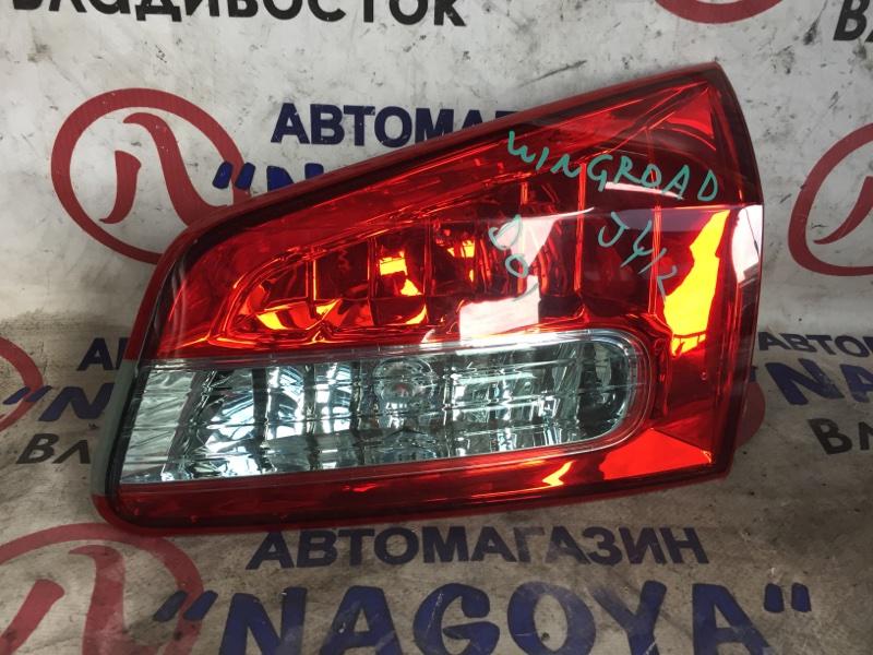 Стоп-вставка Nissan Wingroad JY12 задняя правая 132-24857