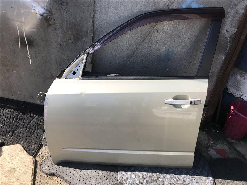 Дверь Subaru Forester SH5 передняя левая