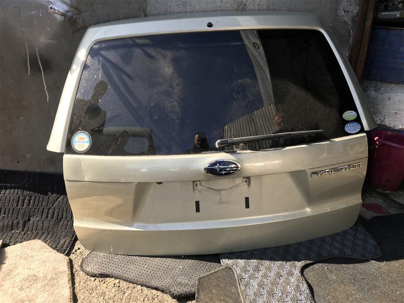 Дверь 5-я Subaru Forester SH5 задняя