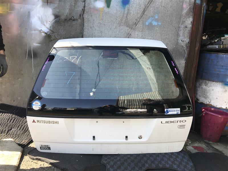 Дверь 5-я Mitsubishi Libero CB2V задняя