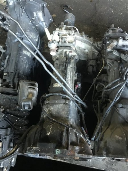 Акпп Mitsubishi Pajero L146GW/L141GW 6G72 0372L