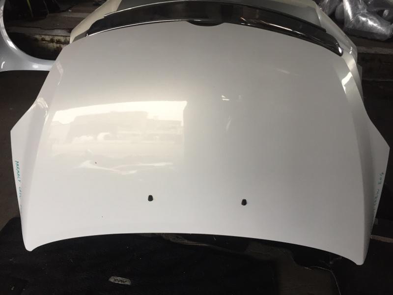 Капот Mazda Premacy CREW передний 2 MODEL
