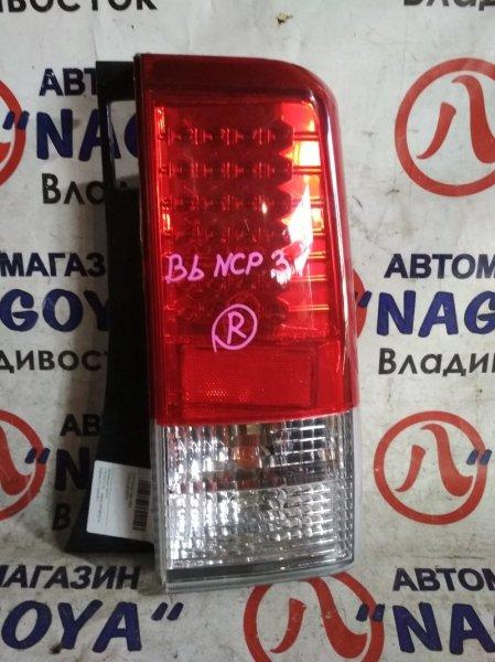 Стоп-сигнал Toyota Bb NCP31 задний правый