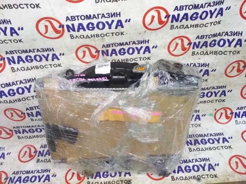Радиатор основной Nissan Caravan VR2E26 QR20DE A/T