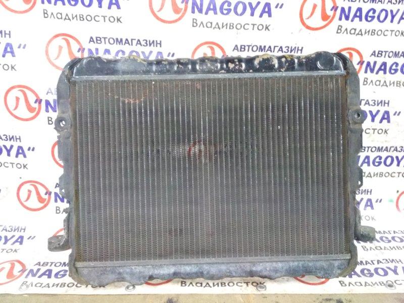 Радиатор основной Toyota Land Cruiser BJ60 3B M/T