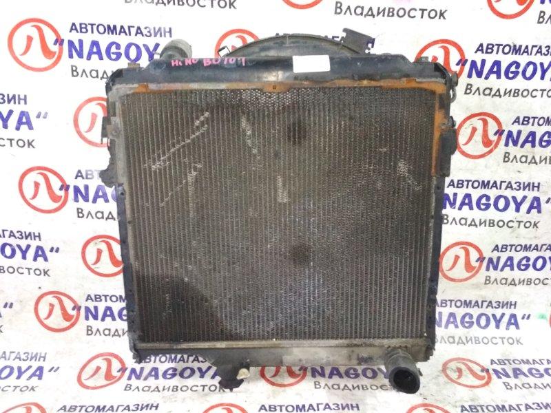 Радиатор основной Toyota Dyna BU107 15B M/T