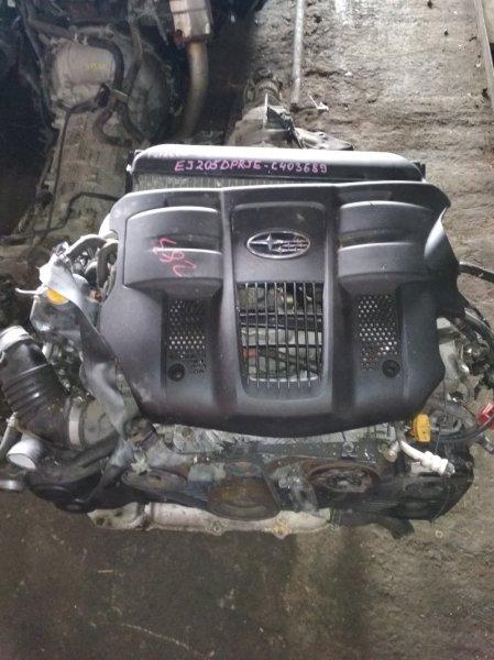 Двигатель Subaru Forester SG5 EJ205 C403689