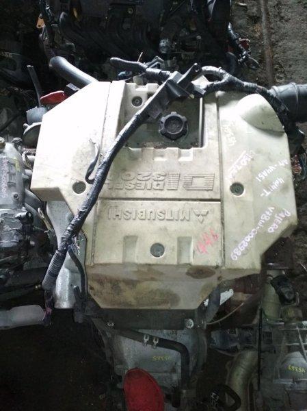 Двигатель Mitsubishi Pajero V78W 4M41T CY3400