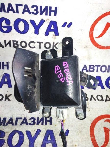 Сенсор слепых зон Mazda Atenza GJ5FP задний правый