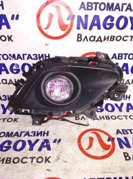 Туманка Mazda Atenza GJ5FP передняя правая 114-61010