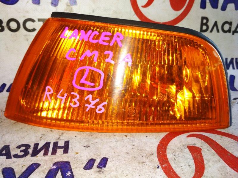 Габарит Mitsubishi Lancer CM2A передний левый R4376