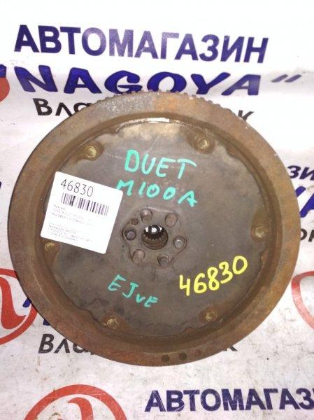 Маховик Toyota Duet M100A EJ-VE