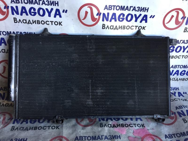 Радиатор кондиционера Toyota Sienta NCP81