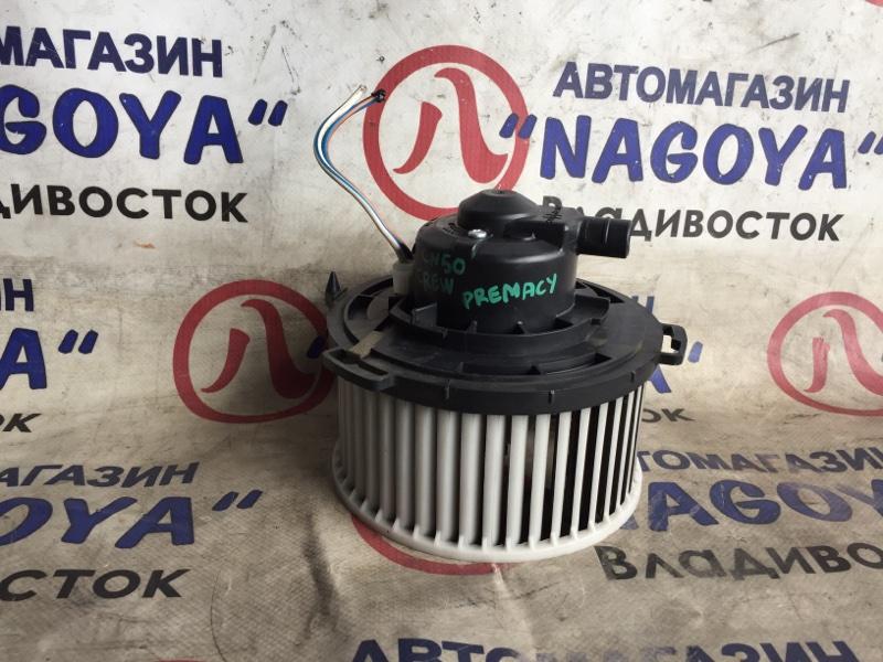 Мотор печки Mazda Premacy CREW