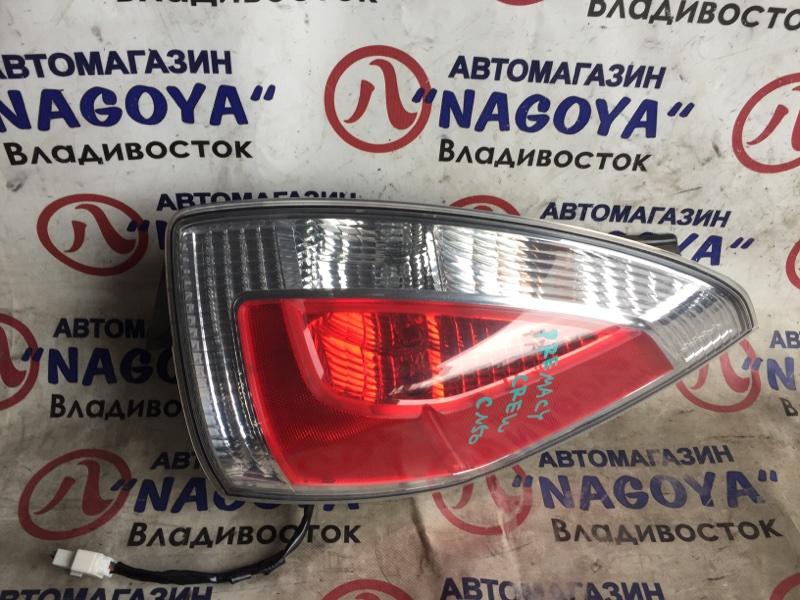 Стоп-сигнал Mazda Premacy CREW задний правый P7138
