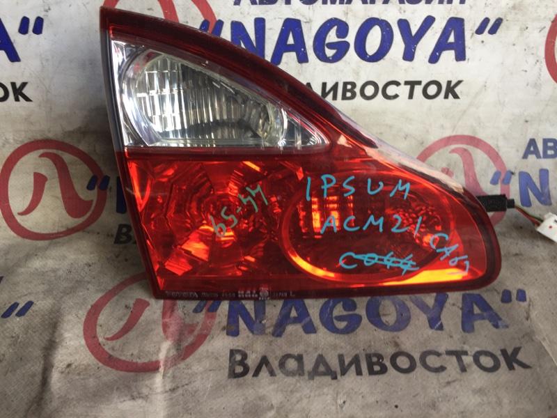 Стоп-вставка Toyota Ipsum ACM21 задняя левая 4459