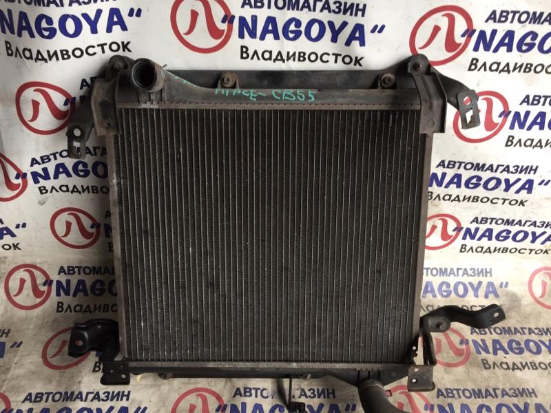 Радиатор основной Toyota Hiace KZH110 1KZ-TE A/T