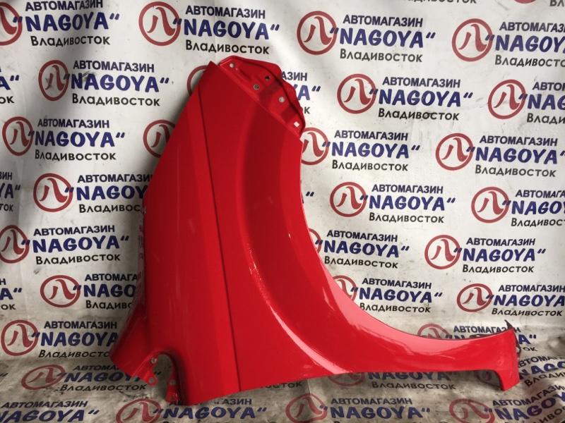 Крыло Toyota Spade NSP140 переднее правое