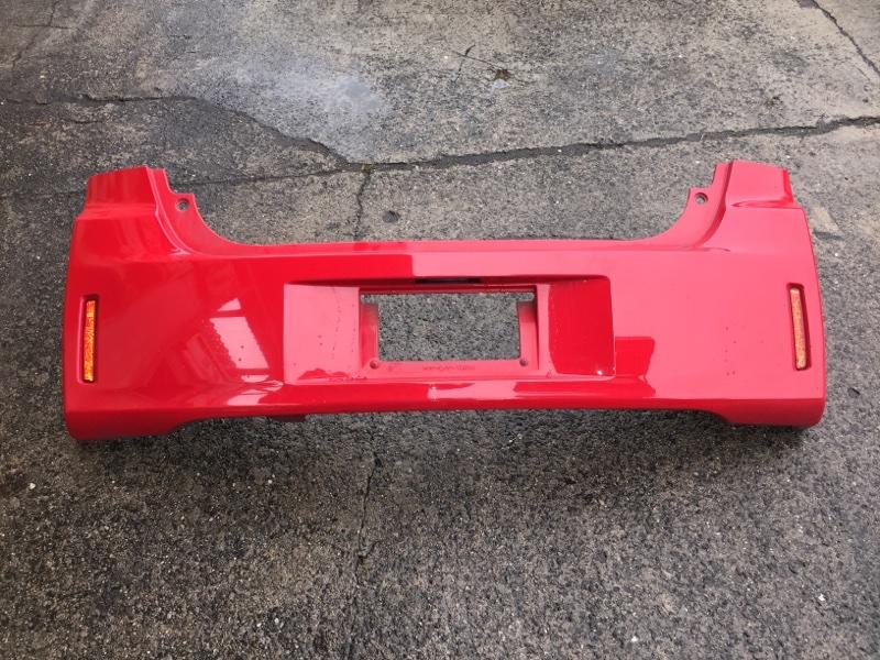 Бампер Toyota Spade NSP140 задний