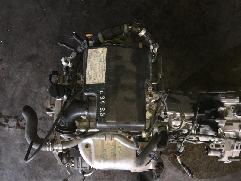 Двигатель Daihatsu Terios J102G K3-VE 0984410