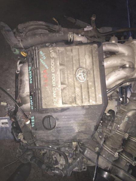 Двигатель Toyota Alphard MNH10 1MZ-FE 1746135