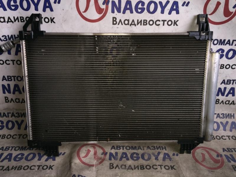 Радиатор кондиционера Toyota Spade NSP140