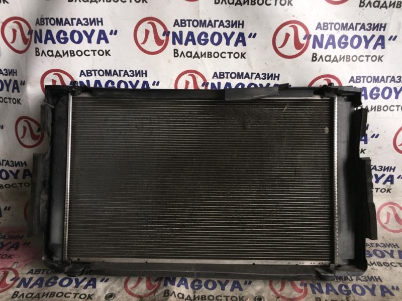 Радиатор основной Toyota Estima ACR50 2AZ-FE