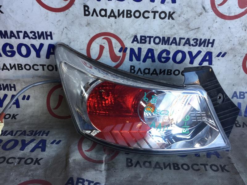 Стоп-сигнал Toyota Bb QNC21 задний левый B1-6