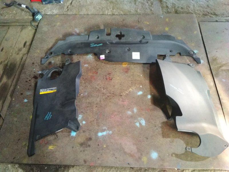 Пластм. защита над радиатором Toyota Crown GRS200 4GR-FSE