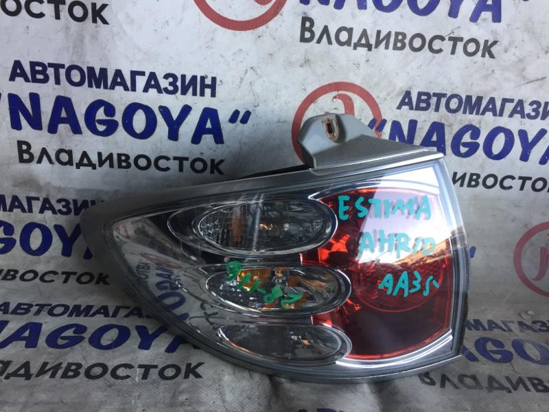 Стоп-сигнал Toyota Estima AHR10 задний левый 28176
