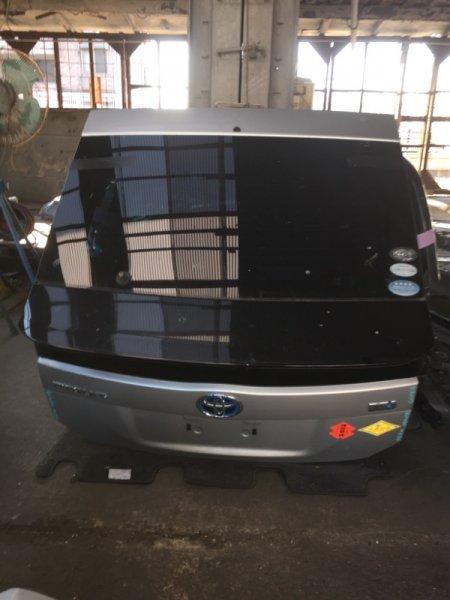 Дверь 5-я Toyota Prius ZVW30 задняя COLOR 1F7