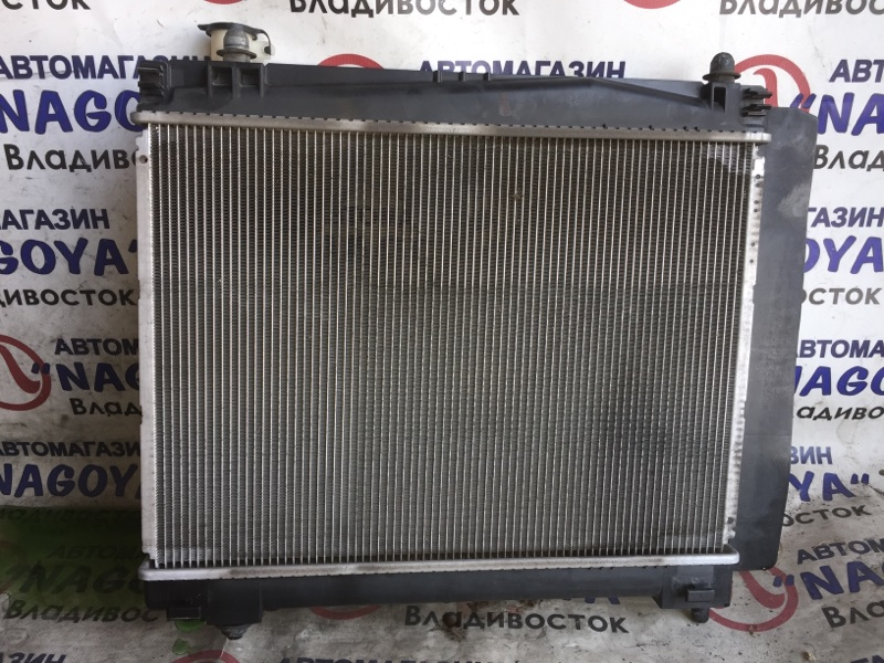 Радиатор основной Toyota Porte NCP141 1NZ-FE