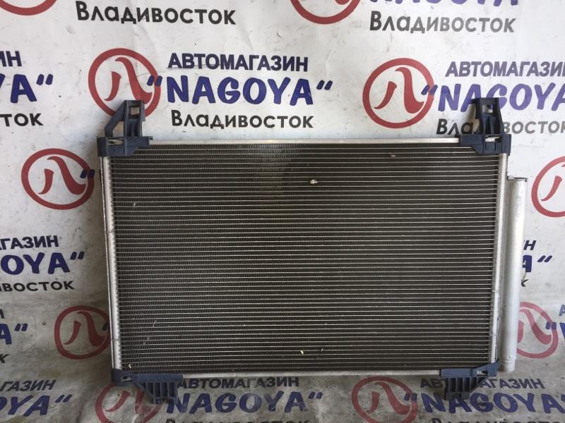 Радиатор кондиционера Toyota Vitz KSP130