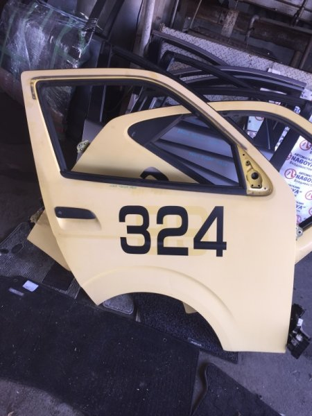 Дверь Toyota Hiace TRH200 передняя правая