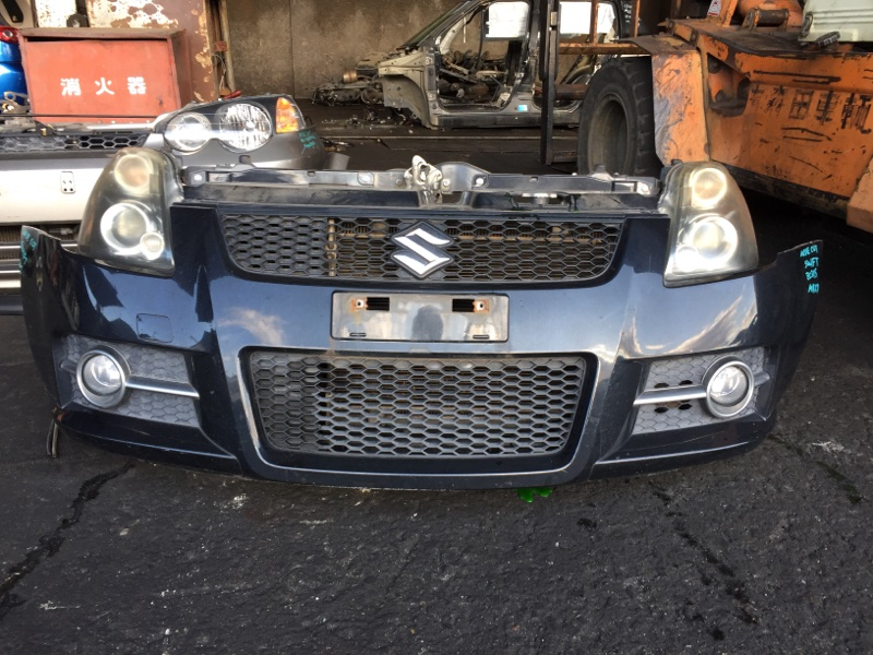 Nose cut Suzuki Swift ZC31S M16A передний P5450