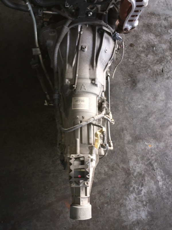 Акпп Toyota Hiace TRH200 1TR-FE A45DE A06A / 0372LE