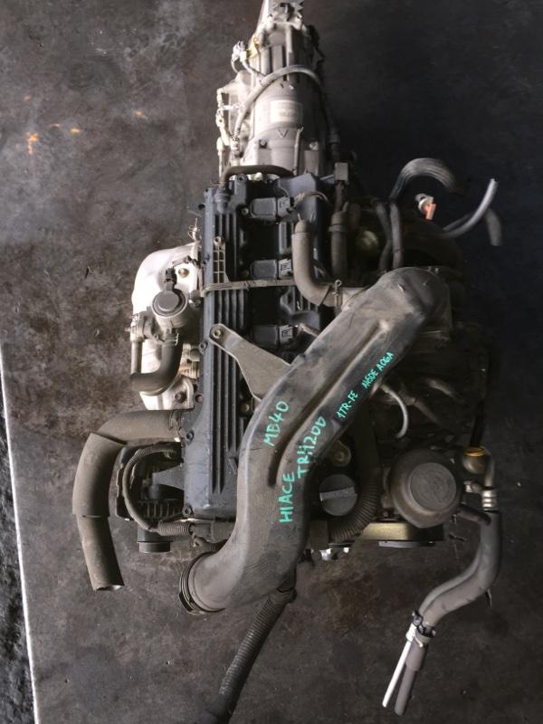 Двигатель Toyota Hiace TRH200 1TR-FE 1035956