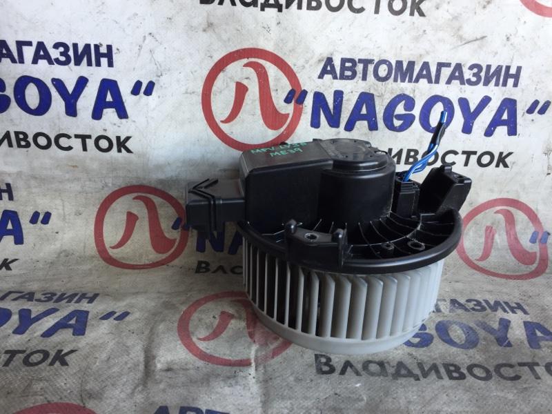Мотор печки Mazda Mpv LY3P