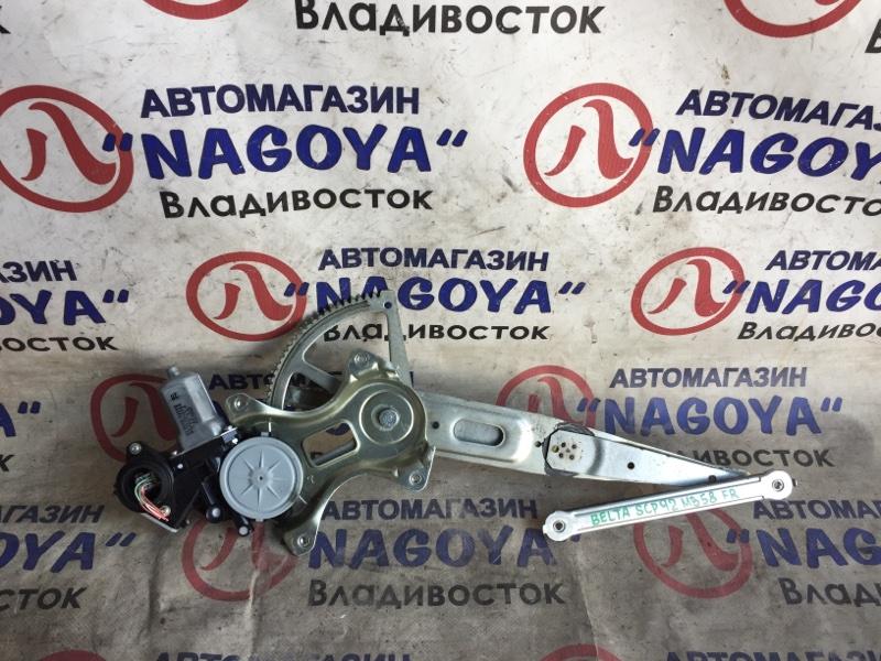 Стеклоподъемник Toyota Belta SCP92 передний правый