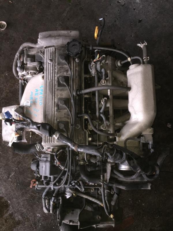 Двигатель Toyota Corolla Spacio AE111 4A-FE J060010