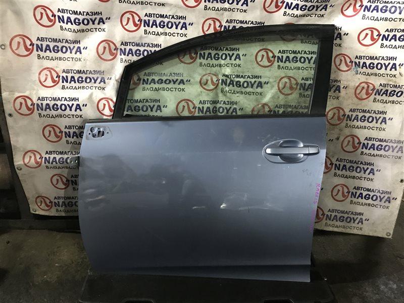 Дверь Toyota Ractis NCP120 передняя левая COLOR 8S7