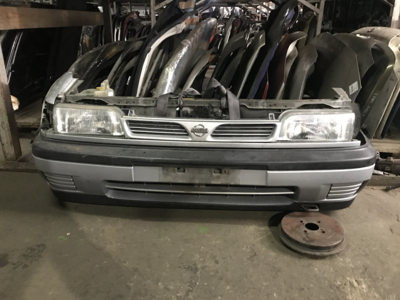Nose cut Nissan Pulsar FN14 GA15DS передний 1401