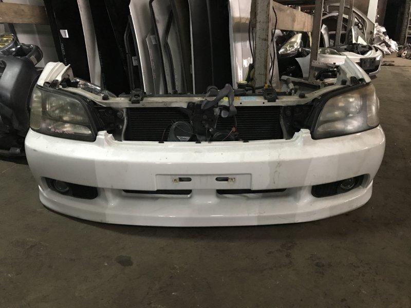 Nose cut Subaru Legacy BH5 EJ206 передний 100-20655