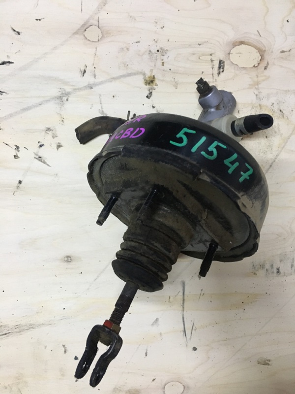 Главный цилиндр сцепления Mitsubishi Canter FE71CBD 4D33